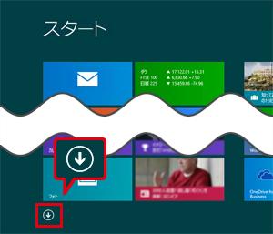 Windows 8/8.1 自動取得設定手順1.5
