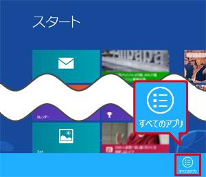 Windows 8/8.1 自動取得設定手順